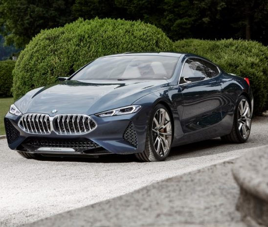 BMW 8 Series 2018 Coupe